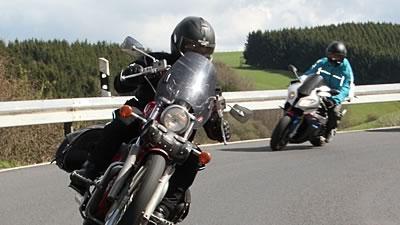Motorrijles spoed